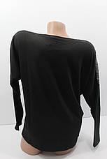 Женские свитера тонкий трикотаж оптом и в розницу H.W. 4537, фото 3