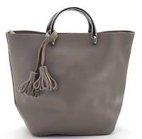 Большая коричневая сумка оптом в Украине. Сравнить цены 0646352a3875b