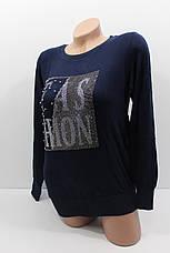 Женские свитера тонкий трикотаж оптом и в розницу H.W. 3029, фото 2