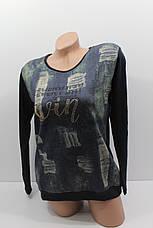 Женские свитера тонкий трикотаж оптом и в розницу H.W. 4426, фото 2