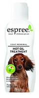 Маска Espree Hot Oil Treatment для восстановления шерсти 118 мл