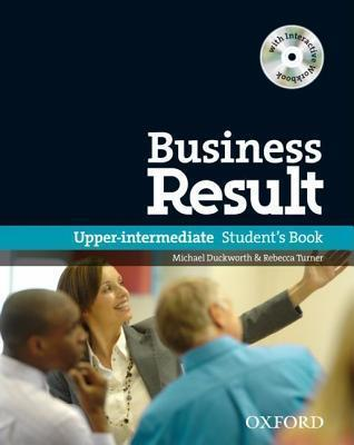 Business Result Upper-Intermediate Student's Book with Interactive Workbook
