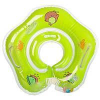 Круг на шею для купания младенцев с ручками! , фото 1