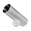 Металлическая нержавеющая гильза (корпус) комбинированного доильного стакана
