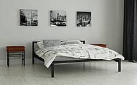 Кровать Вента 140х190, Выбор цвета, Металлическая полуторная кровать Доставка 250грн