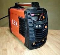Инвертор сварочный(сварка) LEX LXIW260A-Чехия