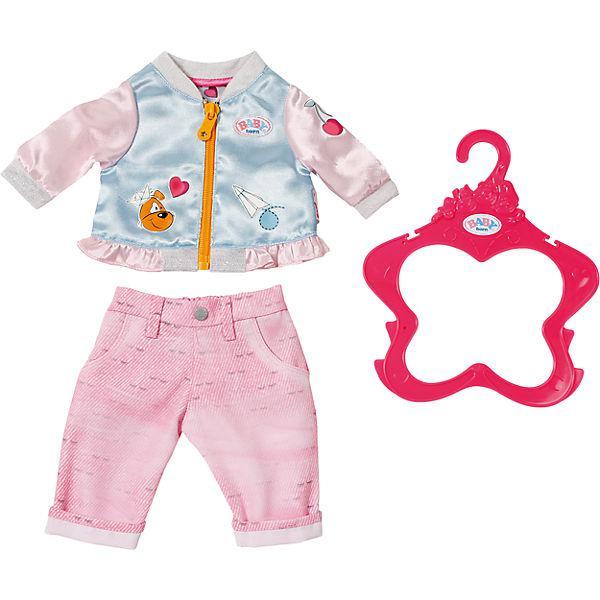 Одежда куклы Беби Борн Baby Born комплект для отдыха Zapf Creation 824542