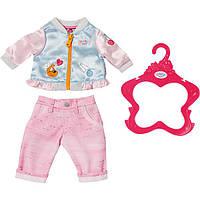 Одежда куклы Беби Борн Baby Born комплект для отдыха Zapf Creation 824542, фото 1