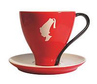 Чашка з блюдцем Julius Meinl Джамбо