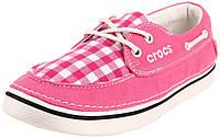 Кеды Crocs размер W6