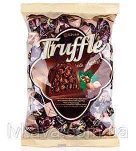 Шоколадные  конфеты Truffle Haselnut  Elvan  , 1000 гр