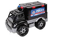 Полицейский грузовик, фото 1