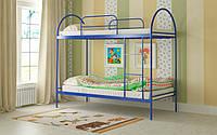 Двухъярусная кровать Сеона 80х200, металлическая двухъярусная кровать, выбор цвета Доставка 250грн