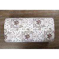 Ткань ранфорс premium Турция - Anna бежевый 6732-4 (220 ширина)