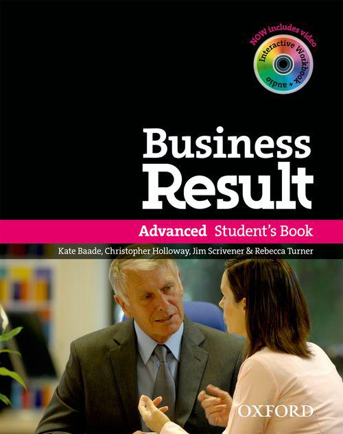 Business Result Advanced Student's Book with DVD-ROM and Interactive Workbook