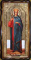 Святая великомученица Екатерина 112х57см или 110х80см