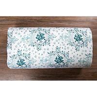 Ткань ранфорс premium Турция - Anna бирюзовый 6732-2 (220 ширина)