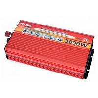 XUYUAN Многофункциональный солнечный инвертор мощностью 3000 Вт Красный
