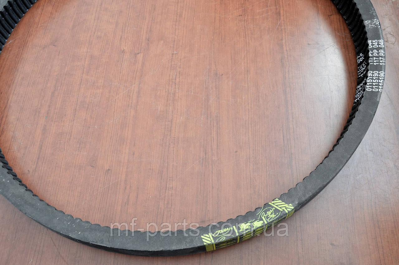 D41981000 ремень вариатора (старого образца) 0115190 Gates, комбайн Massey Ferguson