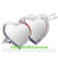 QL-888 Ночник диод. Сердца, фото 1