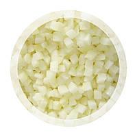 Яблоко кубик без шкурки замороженное (0,5 кг)