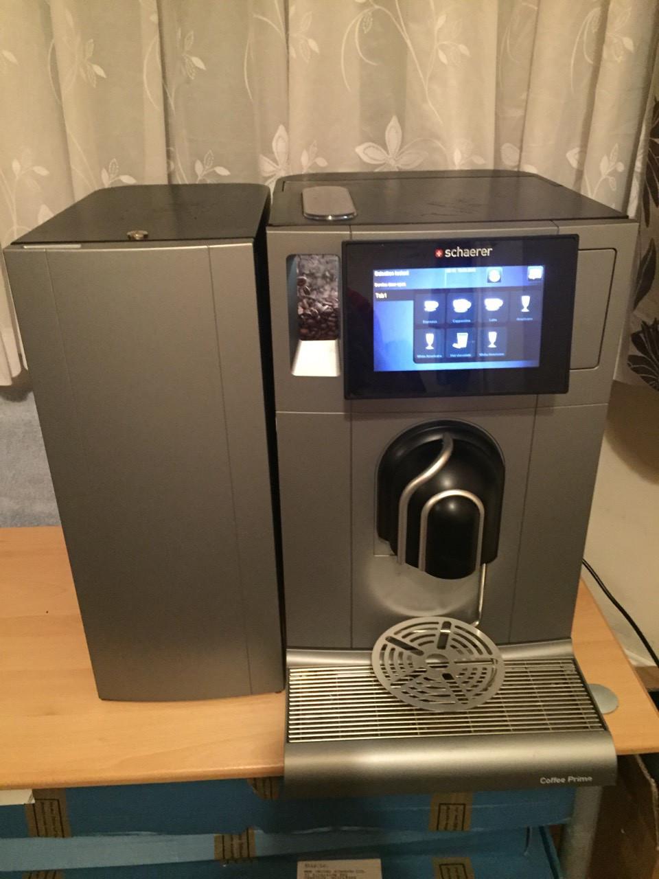 Hedendaags Schaerer coffee prime: продажа, цена в Тернополе. кофеварки LK-54