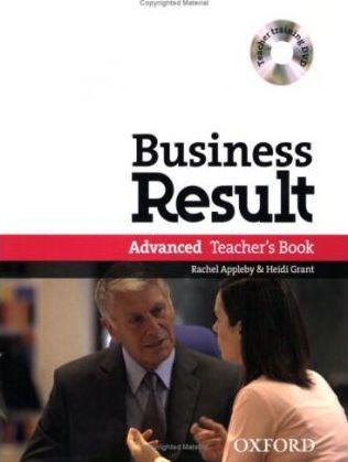 Business Result Advanced Teacher's Book with Teacher Training DVD