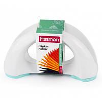 Подставка для бумажных салфеток Fissman (Керамика на силиконовой основе)