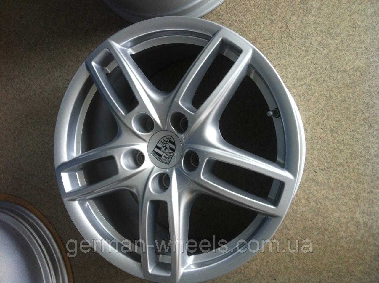"Диски 19"" Ronal  Porsche Cayenne Turbo 2012"