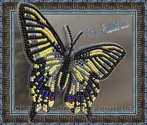"Набор для вышивки бисером ""Бабочка Махаон"""