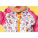 Одежда куклы Беби Борн Baby Born комплект для отдыха Zapf Creation 824542, фото 4