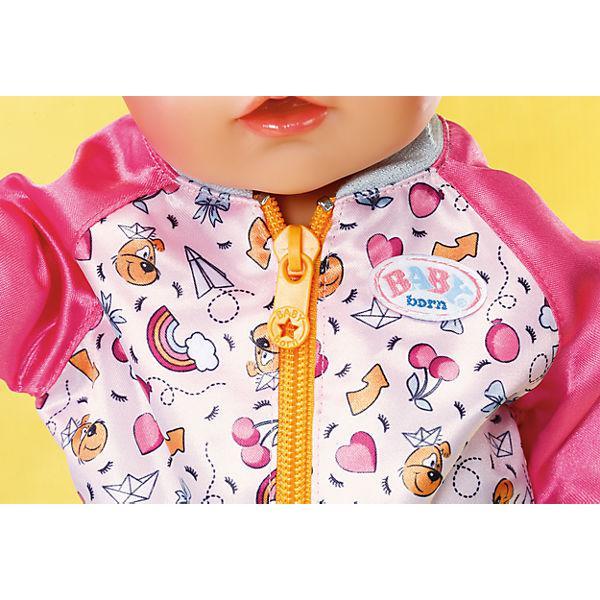 Одежда куклы Беби Борн Baby Born комплект для отдыха Zapf Creation 824542 2a69c00638640