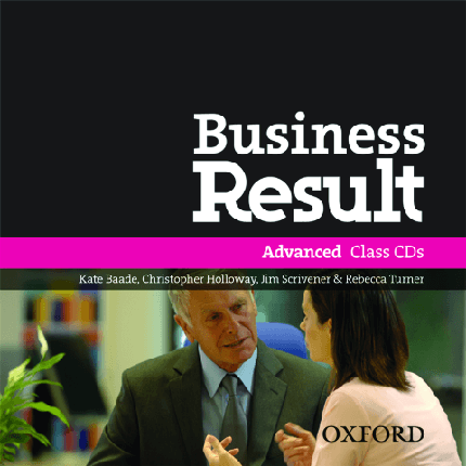 Business Result Advanced Class CDs, фото 2