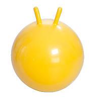 Гимнастический мяч с рожками М-345