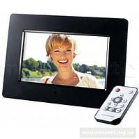Цифровая фоторамка Intenso Photoagent 7 Plus черный