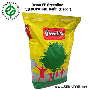 """Газон FF Greenline """"Декоративний"""" (Decor)"""