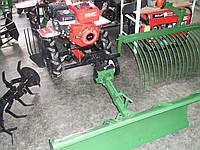 Лопата-отвал(усиленная) для мотоблока уборка снега (Тип 2)