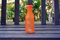 Бутылка для воды и напитковBPA FREE, Оранжевый