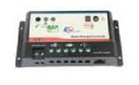 Фотоэлектрический контроллер заряда EPIPC-COM20 (20А, 12/24Vauto, удаленный LCD диспл.), фото 1