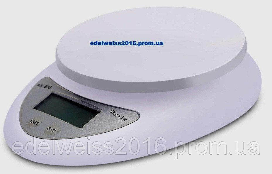 Весы кухонные 5 кг Elektronic