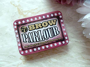 Палитра для бровей W7 Brow Parlour Eyebrow Grooming Kit, фото 2