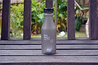 Бутылка для воды и напитковBPA FREE Черный