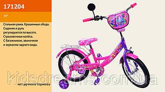 Велосипед 2-х колесный 12 дюймов 171204
