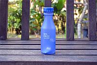Бутылка для воды и напитковBPA FREE Синий