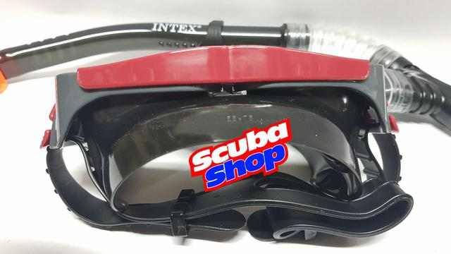 Набор для дайвинга (маска+трубка) Intex SURF-RIDER 55949