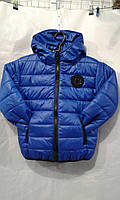 Куртки детские оптом купить со склада в Одессе 7 км (116-140 см)