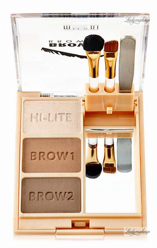 Набор для бровей Milani BROW FIX - Medium