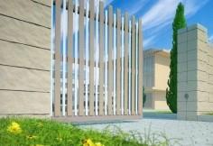 Ворота ALUTECH серии ADS400