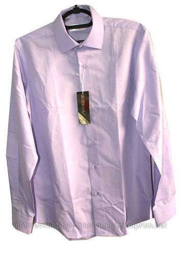 Рубашка мужская на запонках
