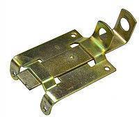 Задвижка дверная ( 75мм*60 мм) сталь